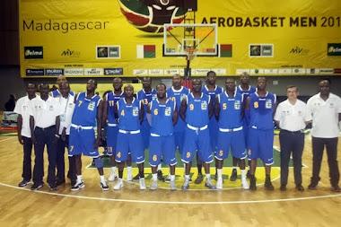 Equipo Nacional CentroAfrica 2011