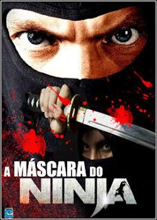 Download - A Máscara do Ninja DVDRip - AVI - Dual Áudio