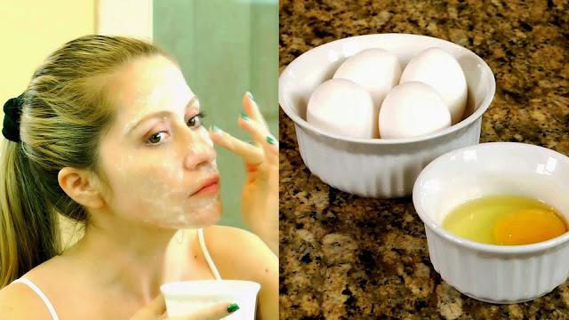 Manfaat Putih Telur Untuk Kulit Wajah