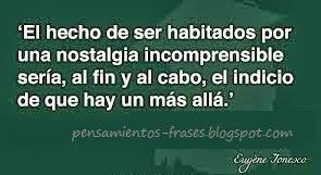 frases de Eugene Ionesco