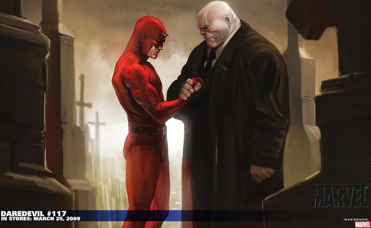 Marvel s daredevil vincent d onofrio teases his portrayal of wilson