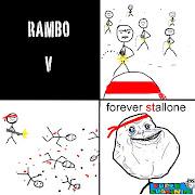 Forever Stallone. Postado por JuMichels às 10:10 0 comentários