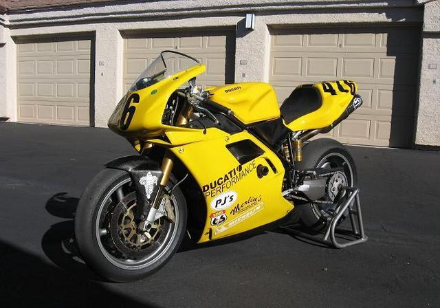 DUCATI SUPER... Ducati 748 Seat Height