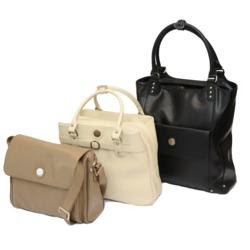 Stylish Leather Laptop Bags for Women - E-GO™ Bags Collection