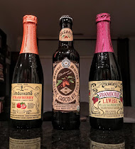 Lindemans and Samuel Smith are love at first sip!