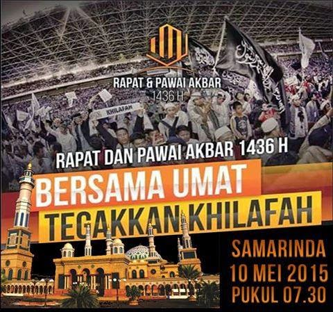 RPA SAMARINDA |081233331924 |  RAPAT DAN PAWAI AKBAR | HTI | di masjid islamic center samarinda | KALTIM| HIZBUT TAHRIR INDONESIA