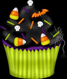 halloween cakes bats