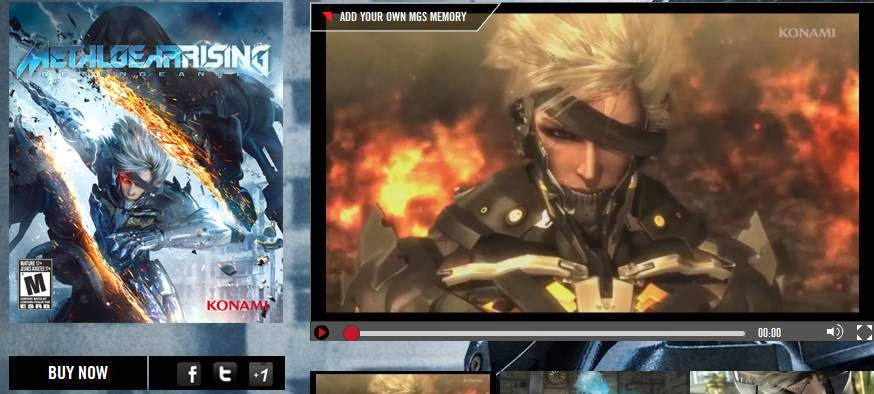 http://www.metalgearsolid.com/game/METAL-GEAR-RISING-REVENGEANCE