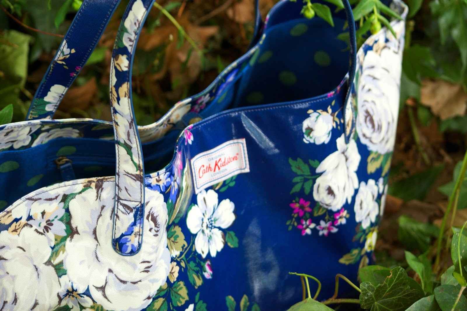 cath kidston hampstead rose grab bag