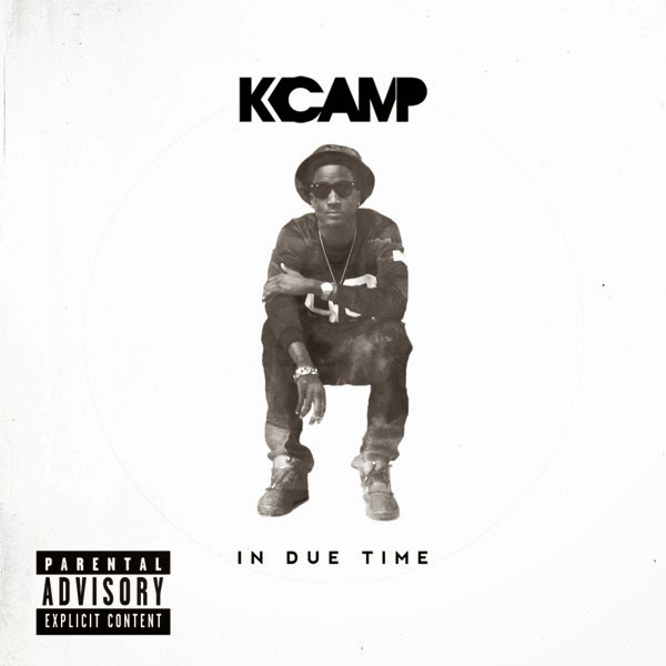K CAMP - In Due Time  Cover