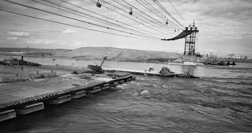 Немного из истории автоматизации гидроэлектростанций