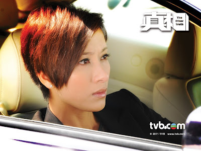 The Other Truth TVB Tavia Yeung