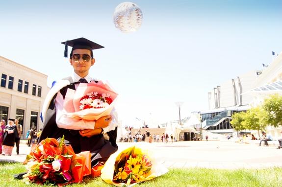 Victoria University Of Wellington New Zealand Graduation Day 2013 Hari Graduasi Aku Blog