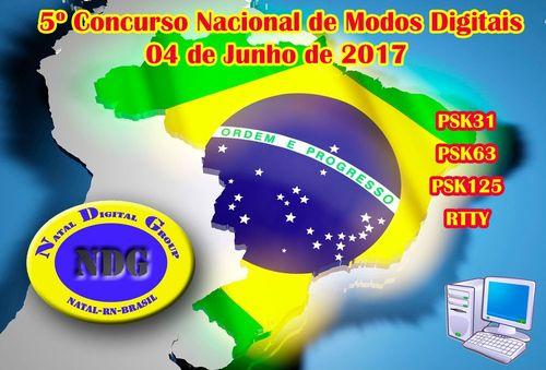 5º CONCURSO NACIONAL DE MODOS DIGITAIS