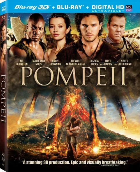 Pompeii (2014) BluRay 1080p 5.1CH 1.4GB