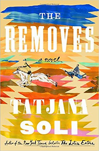 TLC BOOK TOURS: (4/9/18) The Removes by Tatjana Soli