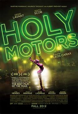 Phân Thân - Holy Motors (2012) Poster