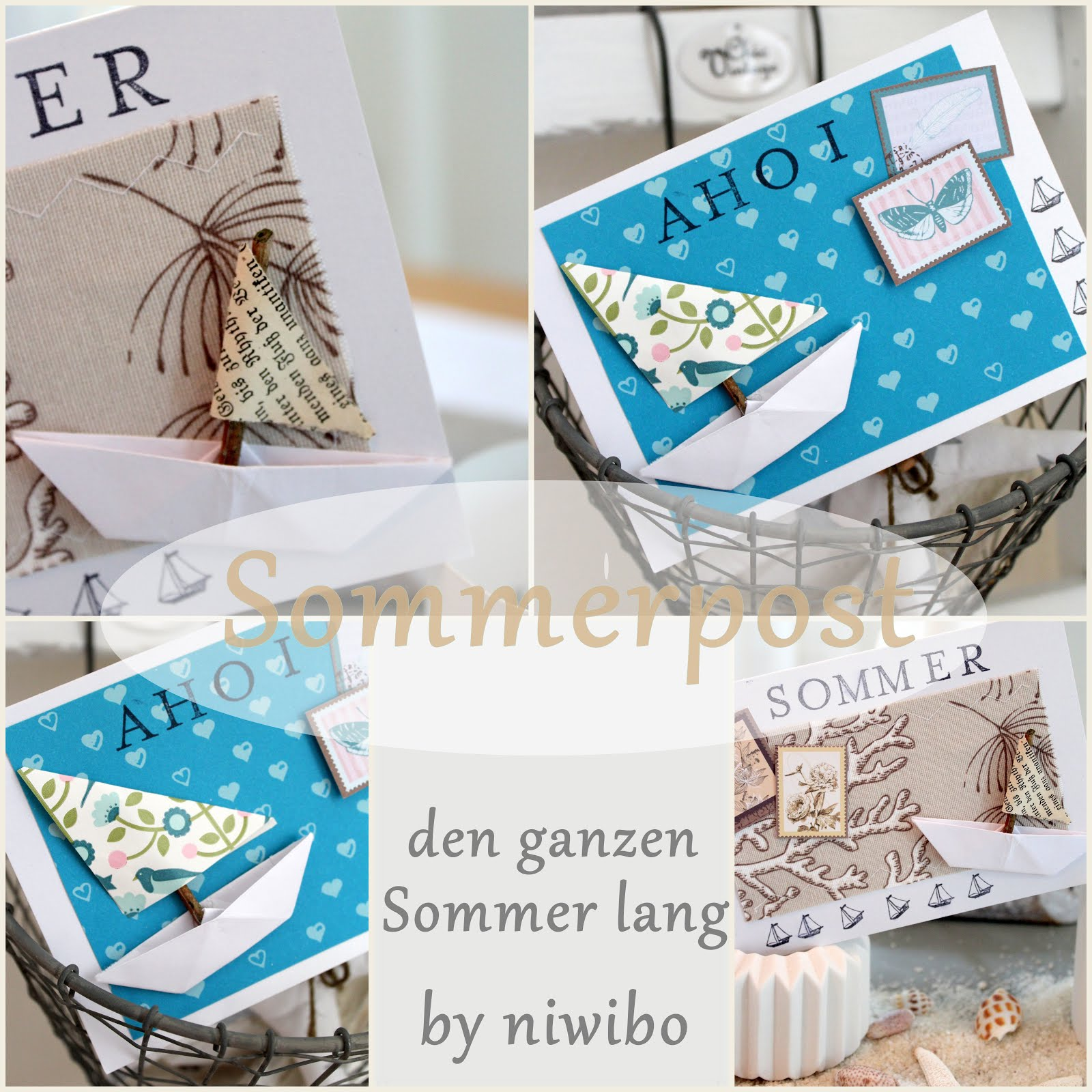 Sommerpost bei Niwibo