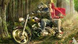 Περπατώ εις το δάσος.......