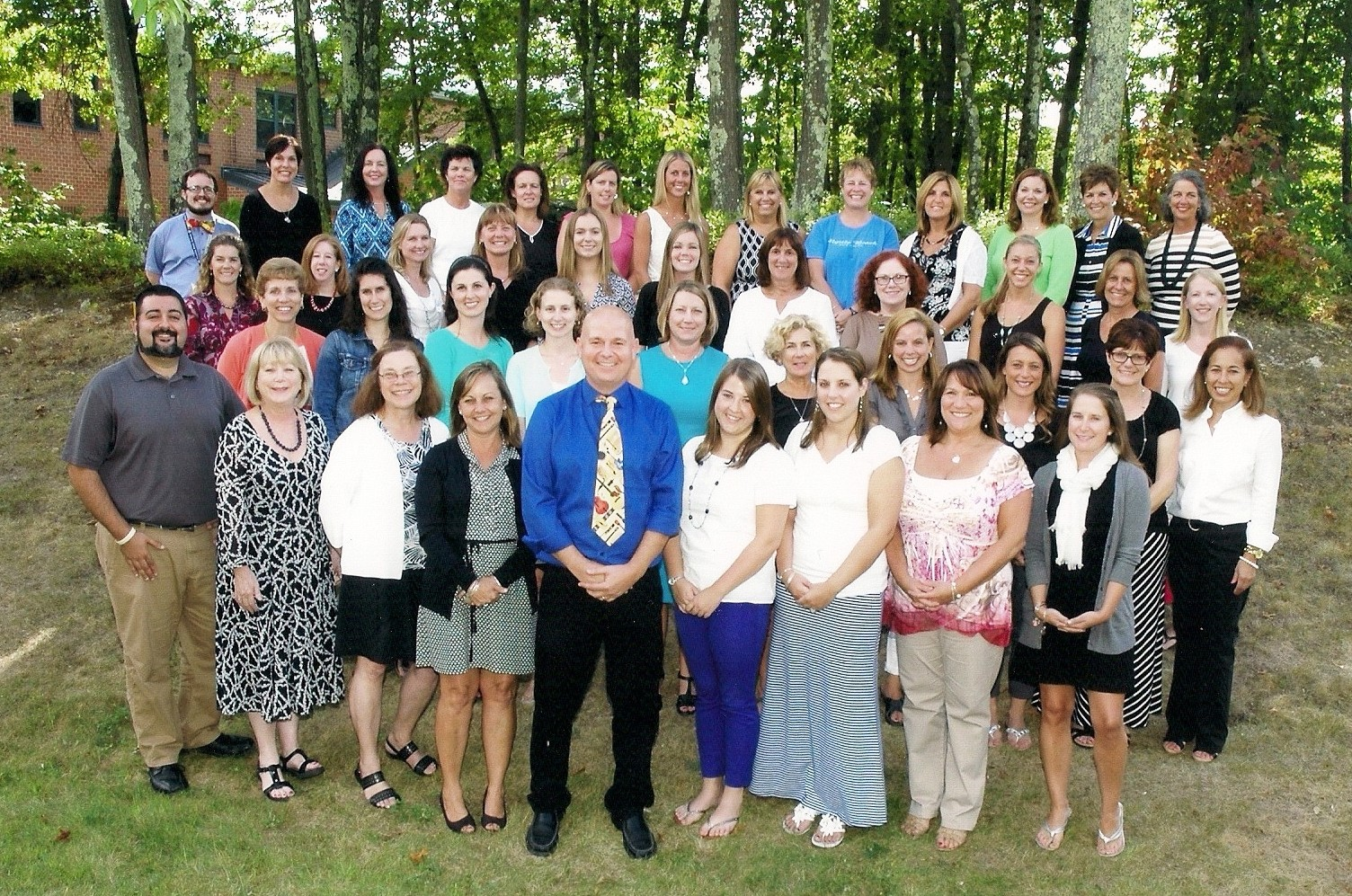 Jefferson Staff