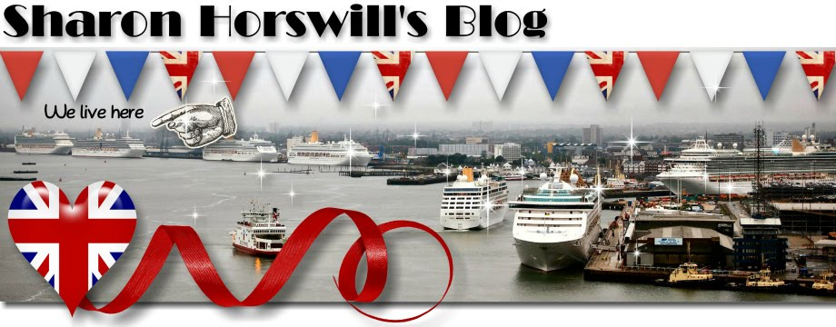 Sharon Horswill's Blog