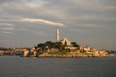 Rovinj town Croatia