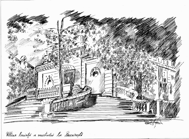 Bucuresti:ultima resedinta a lui Enescu