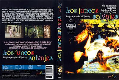 Los Juncos Salvajes | 1994 | Les roseaux sauvages | Dvd Cover