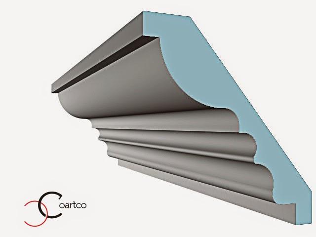 baghete tavan. profile decorative din polistiren pentru tavan. elemente arhitecturale tavan