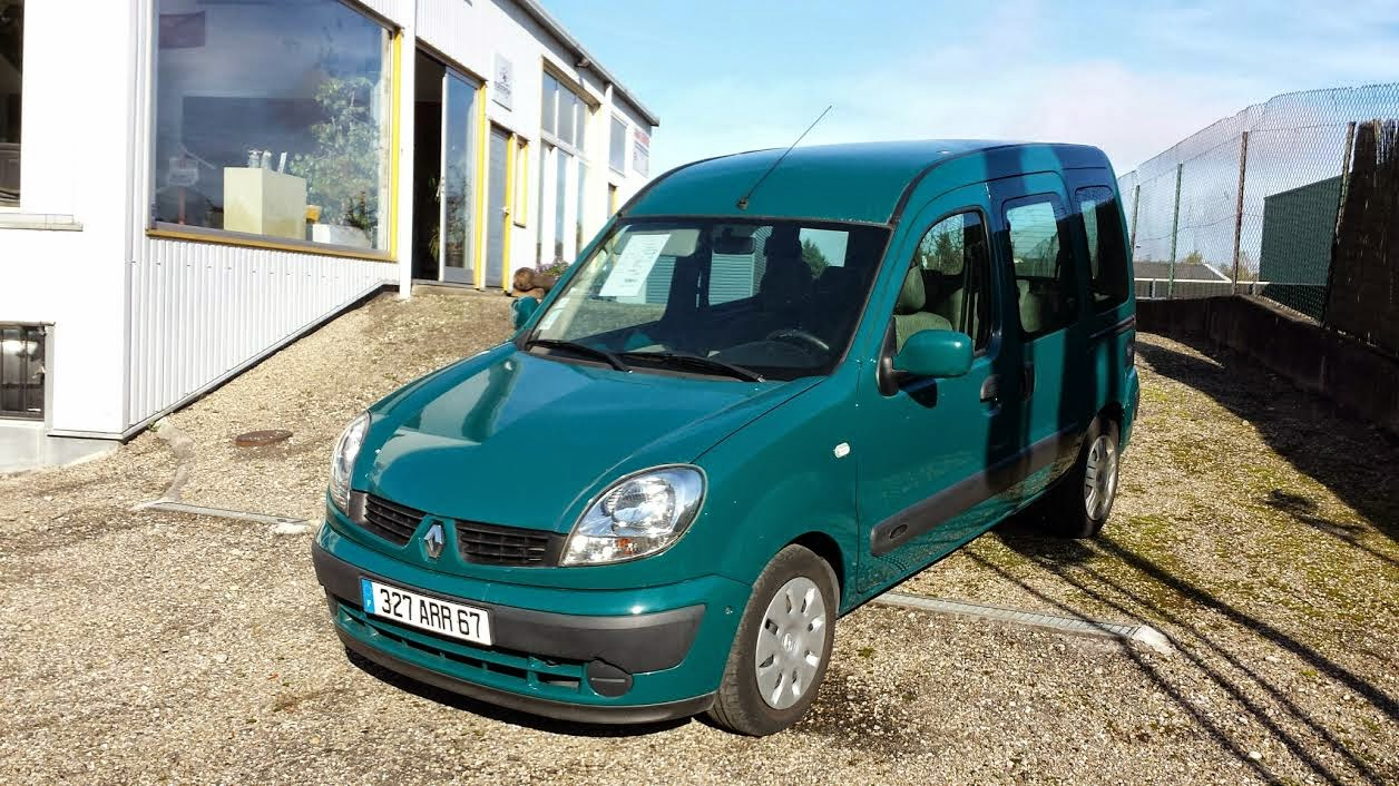 renault kangoo 1 5 dci 70cv garage georges. Black Bedroom Furniture Sets. Home Design Ideas