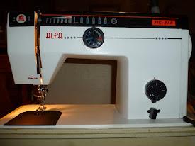 La máquina de coser que fue de mi abuela