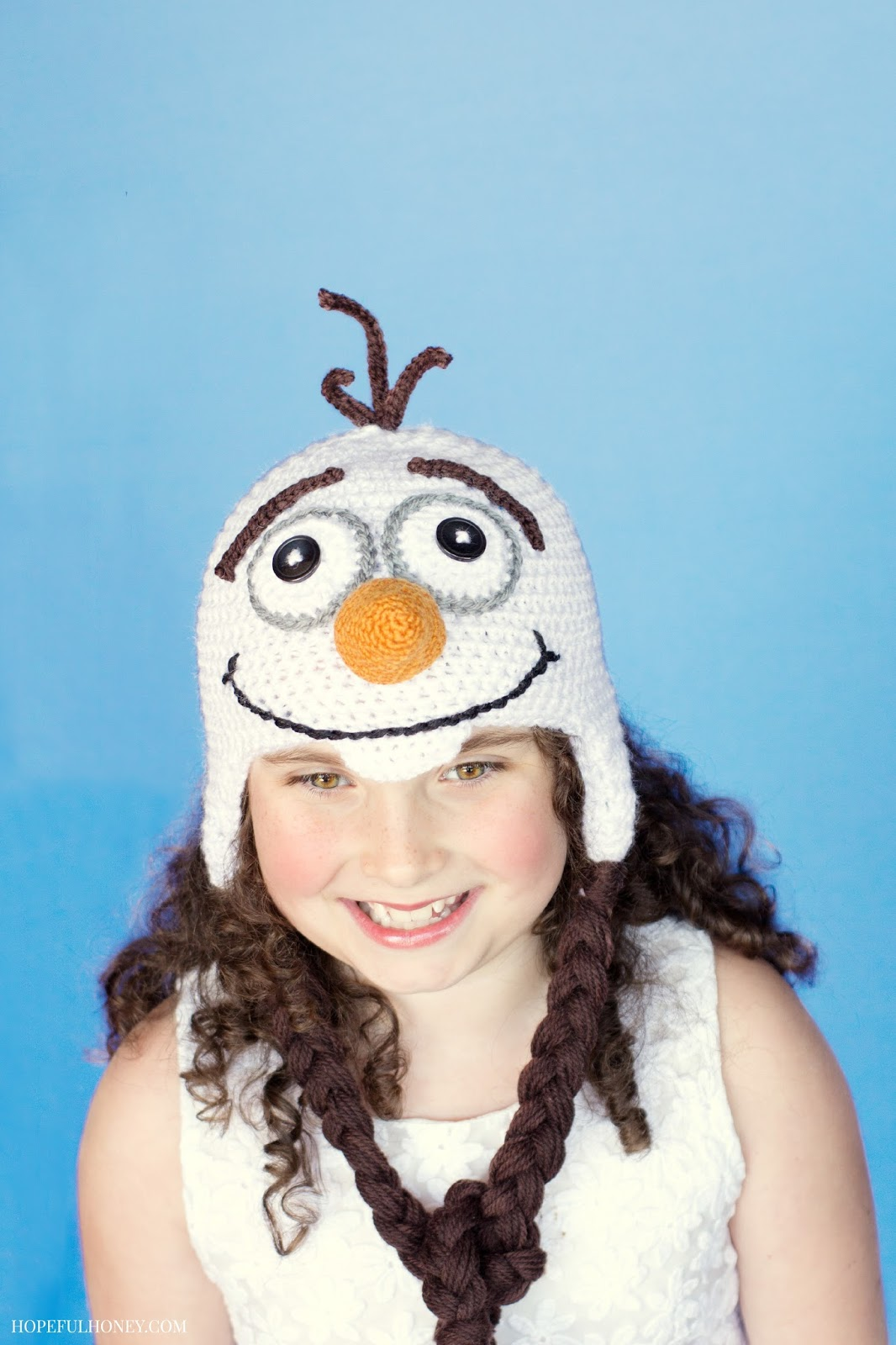 Hopeful Honey Craft, Crochet, Create: Frozen Olaf ...