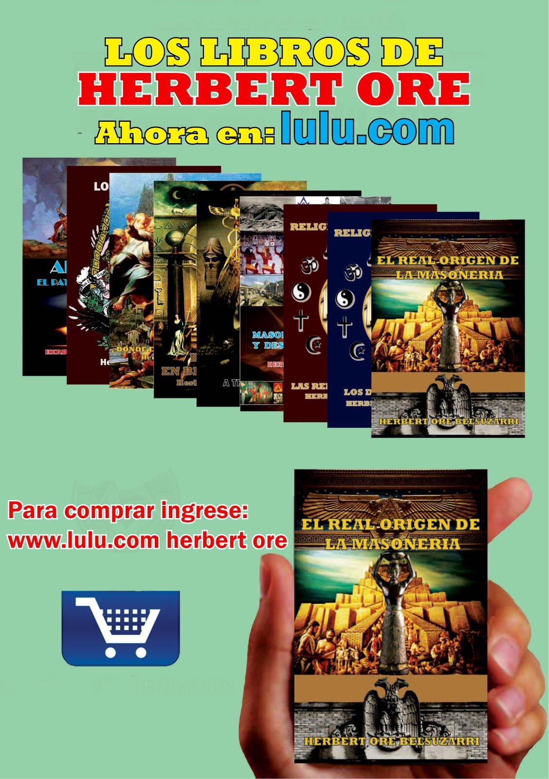 PARA COMPRAR LIBROS DE HERBERT ORE