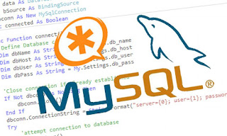 Mysql, VB.Net, Connector, Net, Query Browser, Ferramenta, GNU,