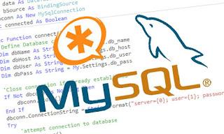 Mysql, VB.Net, Connector, Net, Query Browser, Ferramenta, GNU,