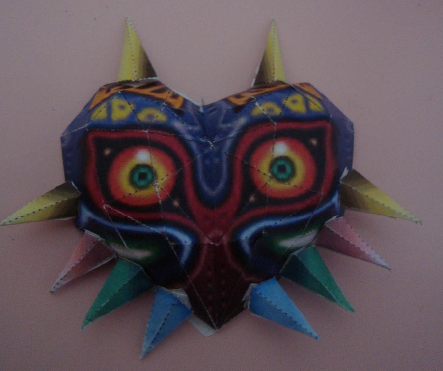 Paper Clay Mask Paper Mache Mask Tutorial