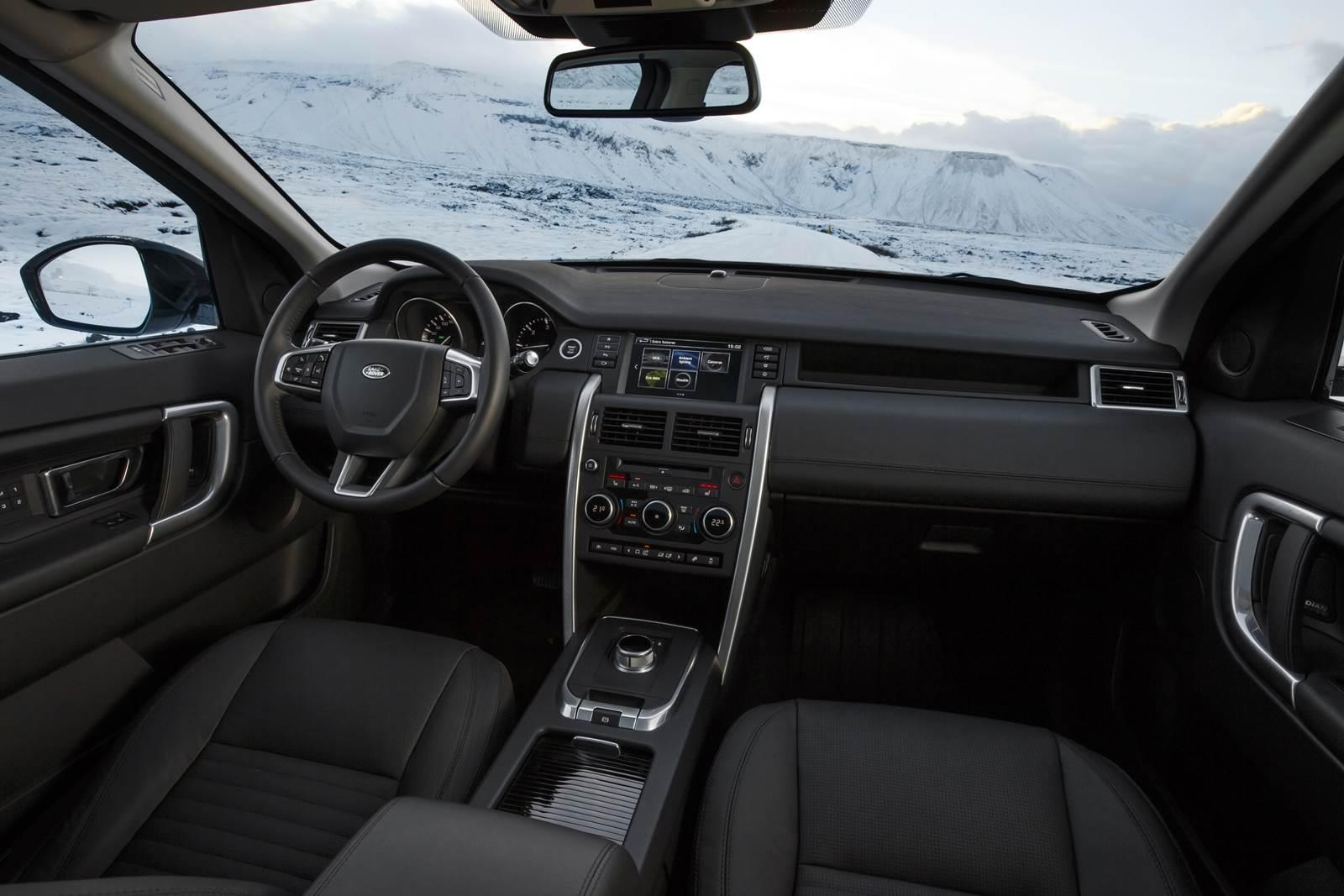 Land Rover Discovery Sport - Brasil - preços