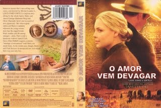 O AMOR VEM DEVAGAR - COLEO COMPLETA - 8 FILMES