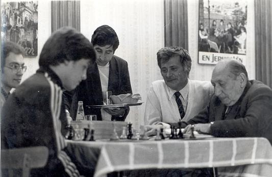 Resultado de imagen para ajedrez hector luis gonzalez