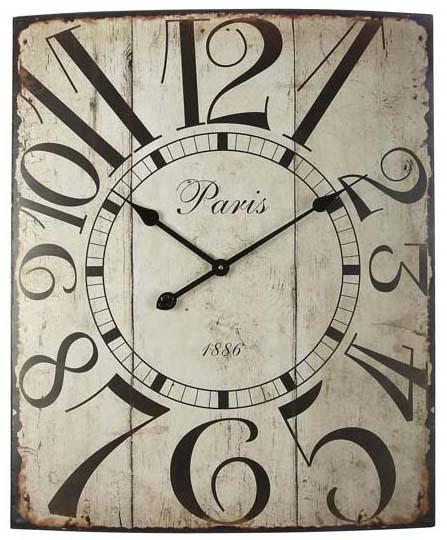 Decoactiva blog - Como hacer un reloj de pared ...