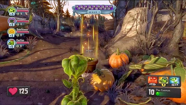 Plants Vs. Zombies Shooter