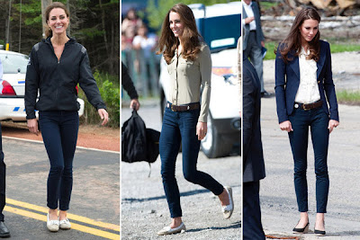 Kate Middleton 811 Jeans