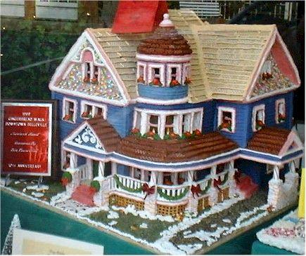 Ultimate Gingerbread - Photos: Beautiful Victorian Gingerbread ...