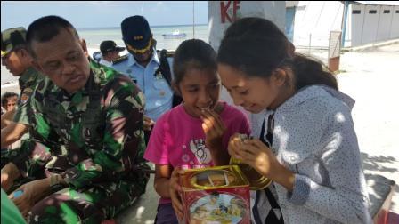 Panglima TNI kunjungi Satuan TNI di Wilayah Timur Indonesia