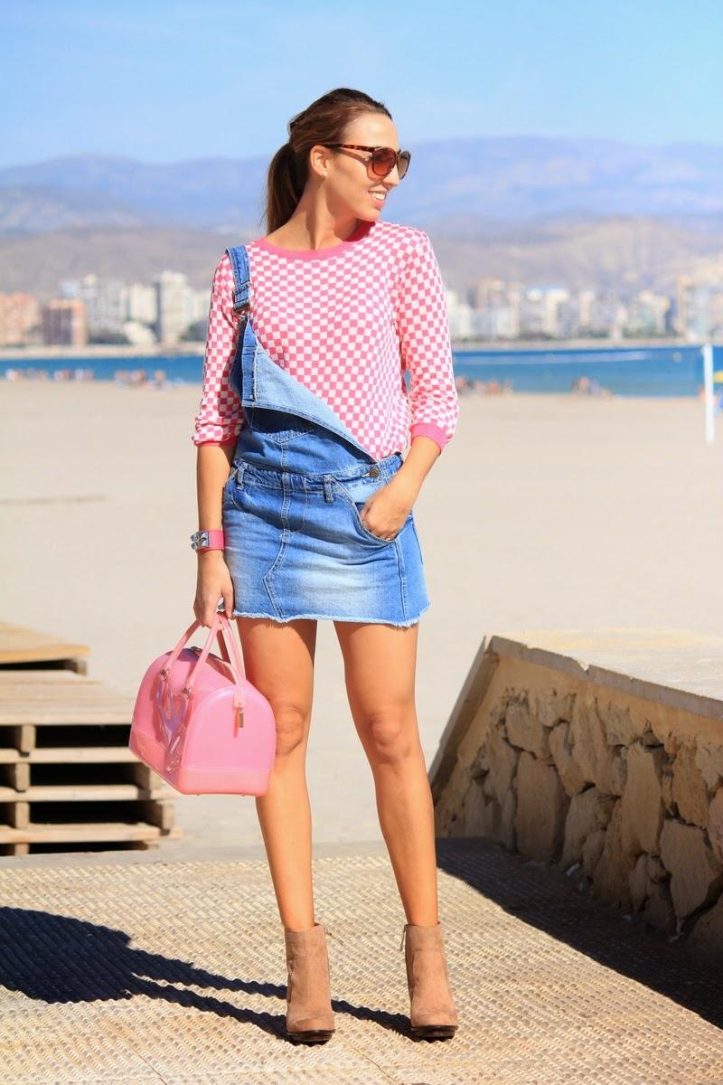 Damero rosa estilo stiletto by leticia p rez personal - Personal shopper alicante ...