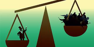Ποιος έφτιαξε τους νόμους έτσι ώστε 62 άτομα να κατέχουν πλούτο όσο το 50% του πλανήτη;