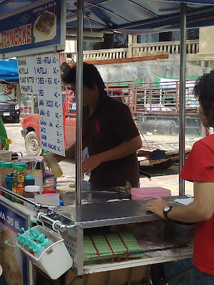 Thai pancakes, Phuket