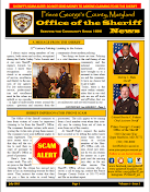 Sheriff's Newsletter- July 2015
