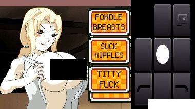 This is an interactive hentai flash featuring Tsunade and Konohamaru from ...