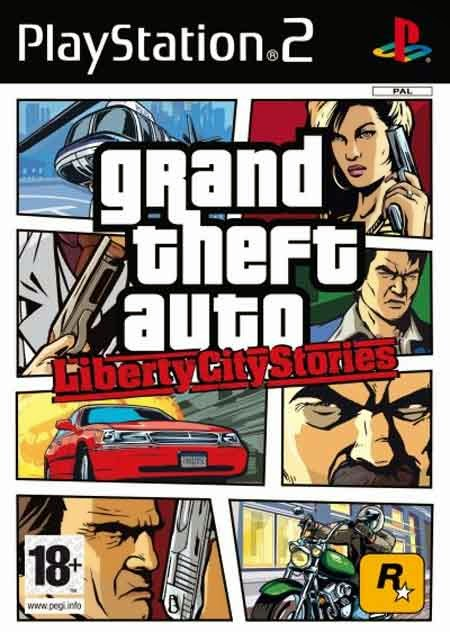Grand Theft Auto: Liberty City Stories Ps2 Iso Ntsc www.juegosparaplaystation.com